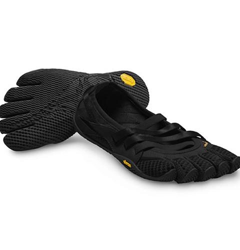 Vibram Vibram Fivefingers Women's Alitza Shoes, Color: Black, Size: 40