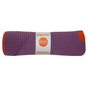 Yogitoes Yoga Mat Towel 68″ Purple