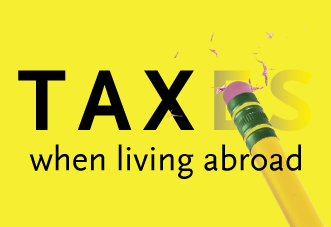April 15th: Taxes Blow –Unless You Live Abroad