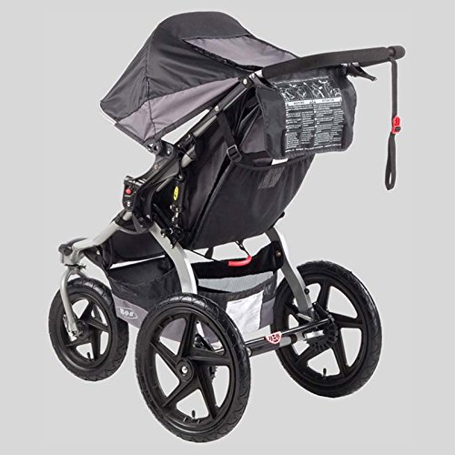 BOB Revolution SE Single Stroller 0 0