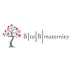 B to B Maternity Logo