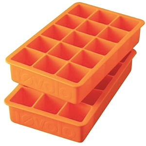RaCo Life Tovolo Ice Cube Tray Orange
