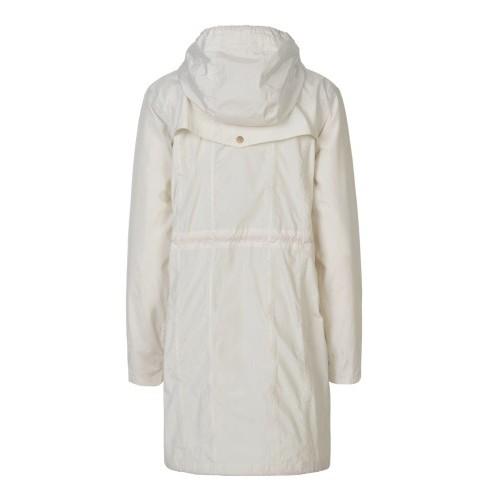 RaCo Life White Jacket Isla Back
