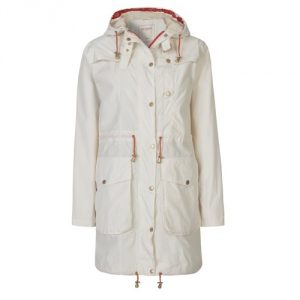 ILSE JACOBSEN Women's Anorak Jacket