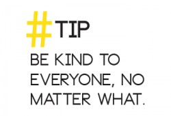 Ra'Co Tip: Be Kind