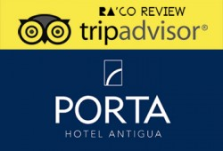 Trip Advisor Review: Porta Hotel Antigua Family Friendly