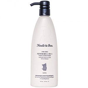 Noodle & Boo Newborn 2-in-1 Shampoo & Body Wash